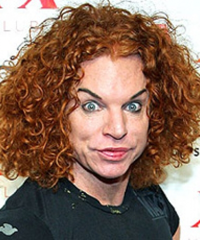 Is Carrot Top Scott Thompson Nice In Real Life Meanstars