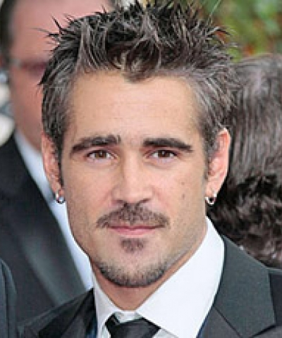 Is Colin Farrell nice ...
